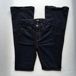 Paige High Rise Bell Canyon Denim Jeans Size 28